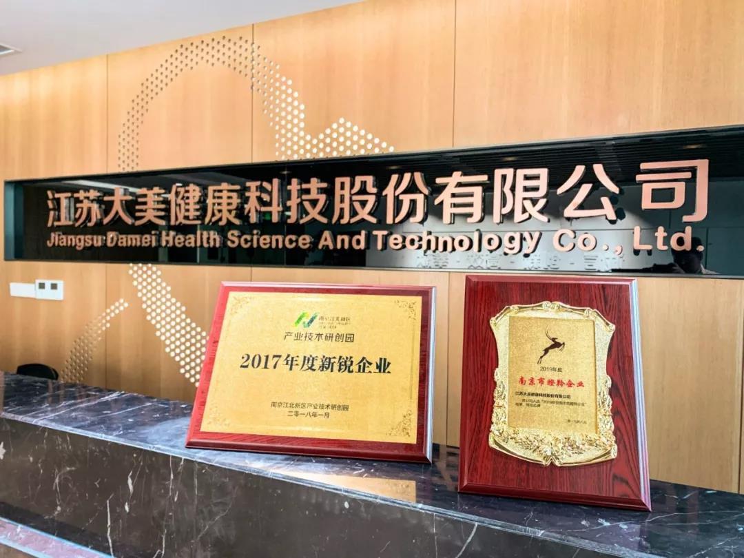 喜报 | betwaylogin股份荣获2019年南京市瞪羚企业称号!